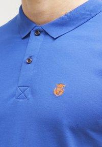 Selected Homme - SLHARO EMBROIDERY - Polo shirt - monaco blue - 4