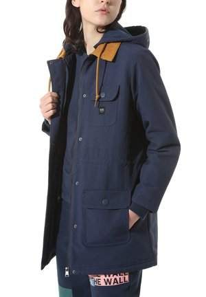 WM DRILL LONG  - Parka - dress blues