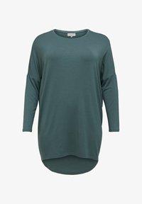 ONLY Carmakoma - CARCARMA LONG - Bluzka z długim rękawem - balsam green - 0