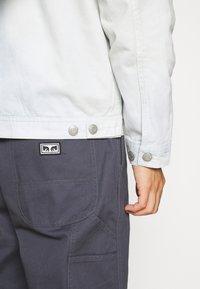 Obey Clothing - TIE DYE WORK JACKET - Kevyt takki - good grey - 6