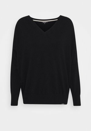 BRIXEN WOMAN - Jumper - black