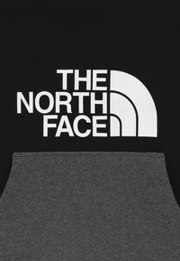 The North Face - Hoodie - black/grey - 3