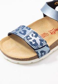Superfit - Sandály - blau - 5