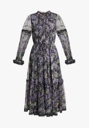 DITSY BALLERINA DRESS - Vestido de cóctel - graphite