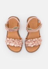 Froddo - LORE FLOWERS - Sandals - pink - 3