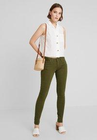Pepe Jeans - SOHO - Jeans Skinny Fit - dark khaki - 1