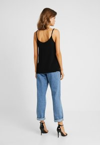 Pieces - PCNAJA SLIP TOP D2D - Top - black - 2