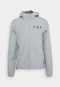 Fox Racing - RANGER WATER JACKET - Hardshell jacket - grey - 0