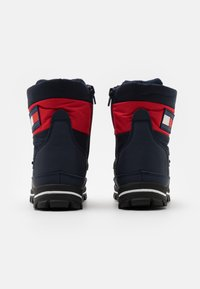 Tommy Hilfiger - UNISEX - Winter boots - blue/red - 2