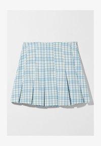 Bershka - BOX - Mini skirt - blue - 4