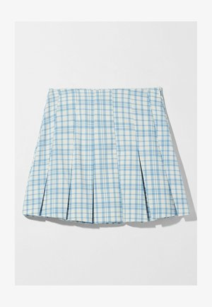 BOX - Mini skirt - blue