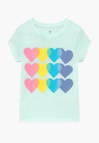 GAP - GIRL  - Camiseta estampada - glass of water - 0