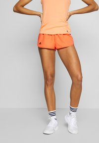 adidas Performance - CLUB SHORT - Sports shorts - apricot - 0