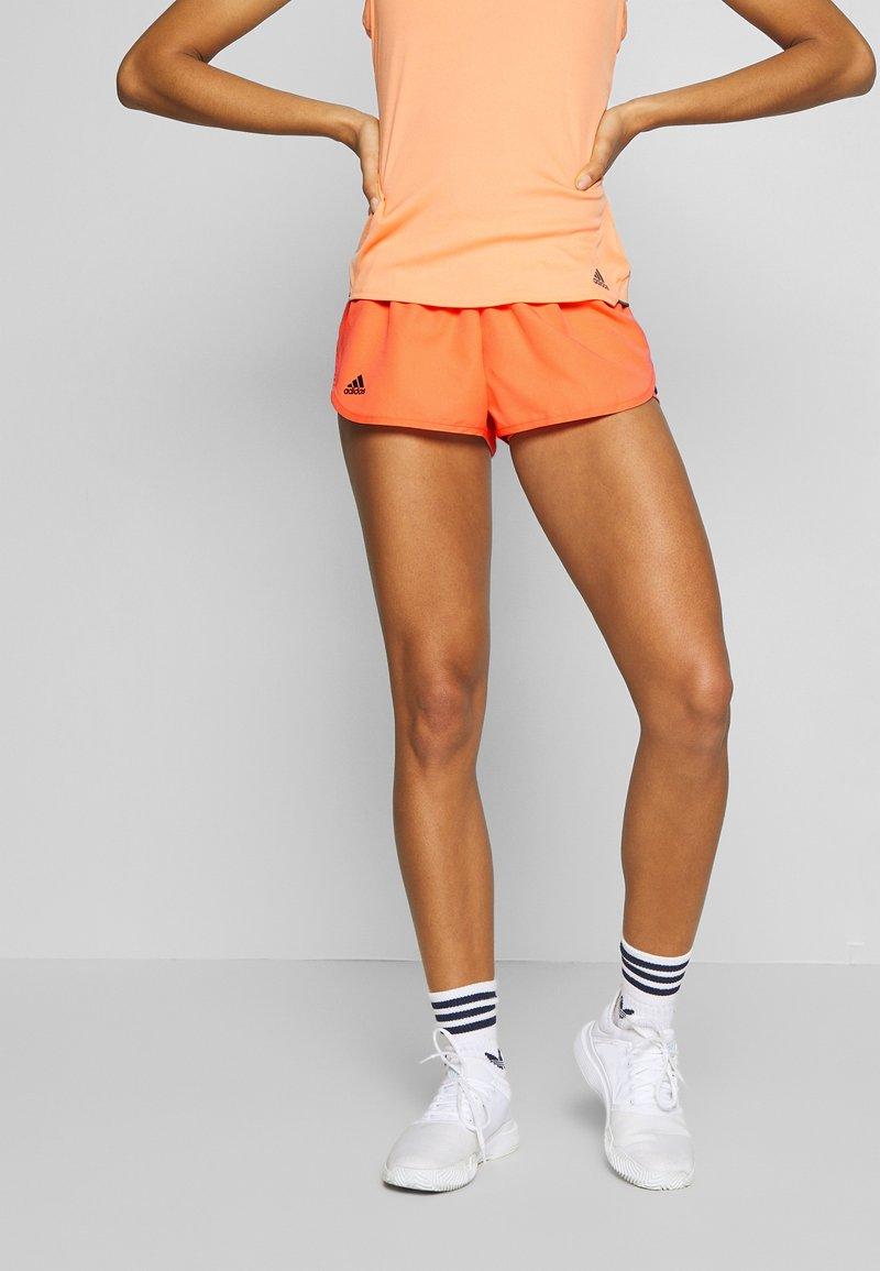 adidas Performance - CLUB SHORT - Sports shorts - apricot