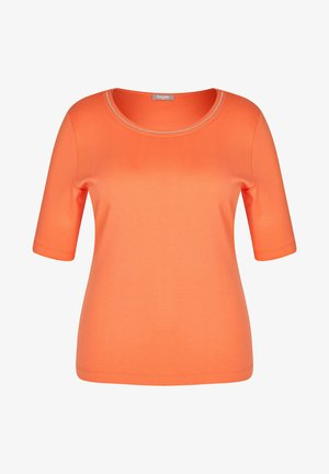 Basic T-shirt - orange