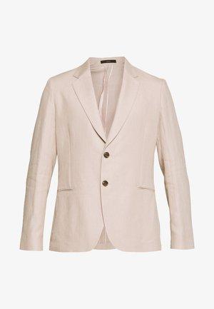 GENTS TAILORED FIT JACKET - Blazer jacket - mottled pink