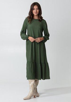 JULIA  - Jersey dress - green