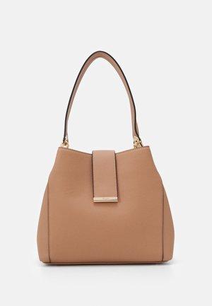 DEMMAA - Handbag - camel