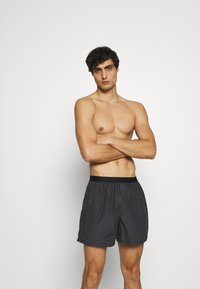 Pier One - 3 PACK - Boxer shorts - black - 2