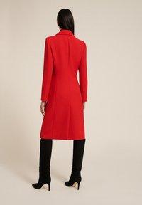 Luisa Spagnoli - SUONO - Classic coat - rosso - 1