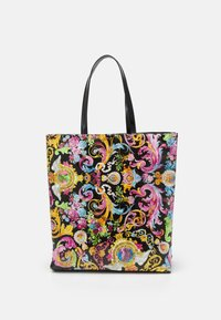 Versace Jeans Couture - PRINTED TOTE - Torba na zakupy - multi-coloured - 1