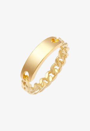 PANZER - Ring - gold