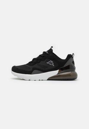 DURBAN UNISEX - Sports shoes - black/white