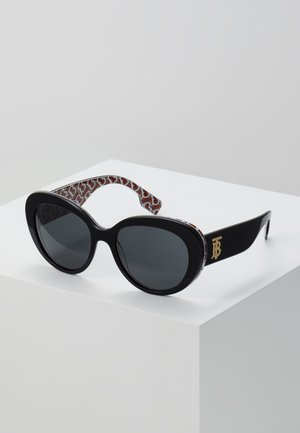 Sunglasses - top black/red