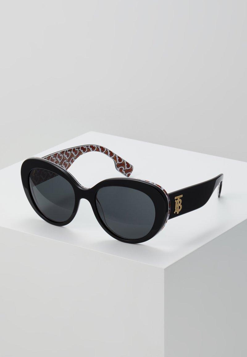 Burberry - Sunglasses - top black/red