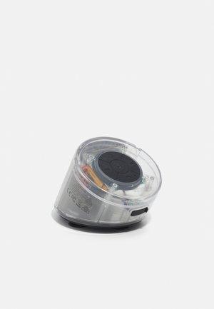 SHOWER SPEAKER - Speaker - premium transluscent