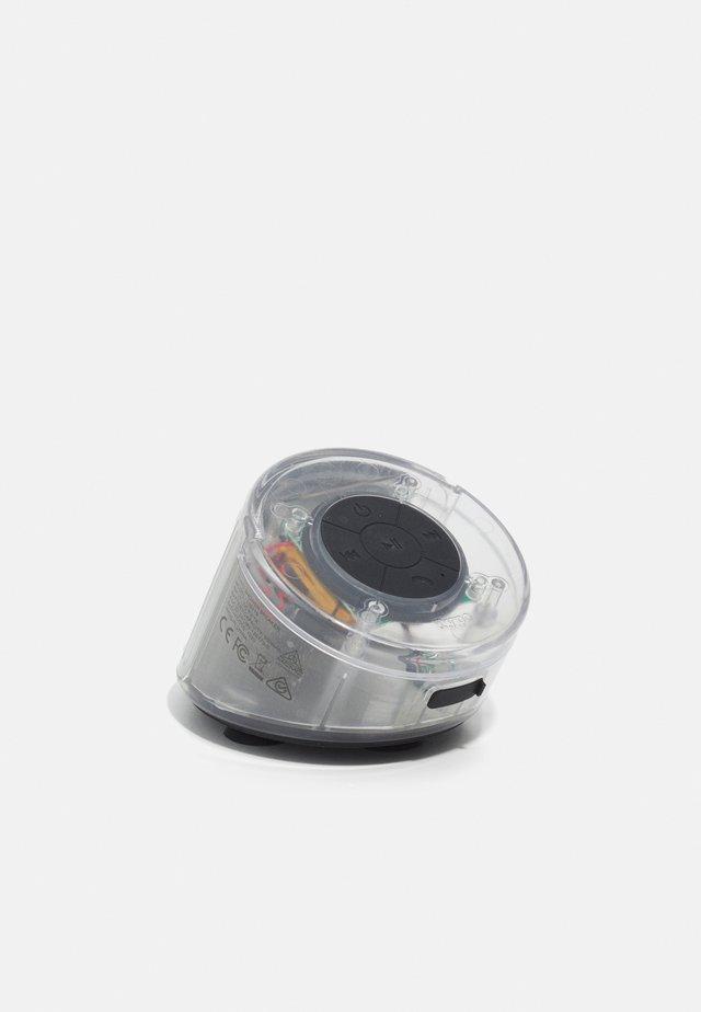 SHOWER SPEAKER - Haut-parleur - premium transluscent