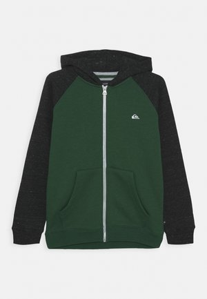 EASY DAY  - Hoodie met rits - dark grey heather