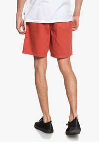 Quiksilver - BRAIN WASHED 18 - Shorts - redwood - 4