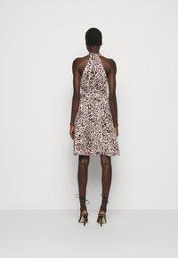 Pinko - RIPOSATO ABITO MACULA - Day dress - multi-coloured - 2