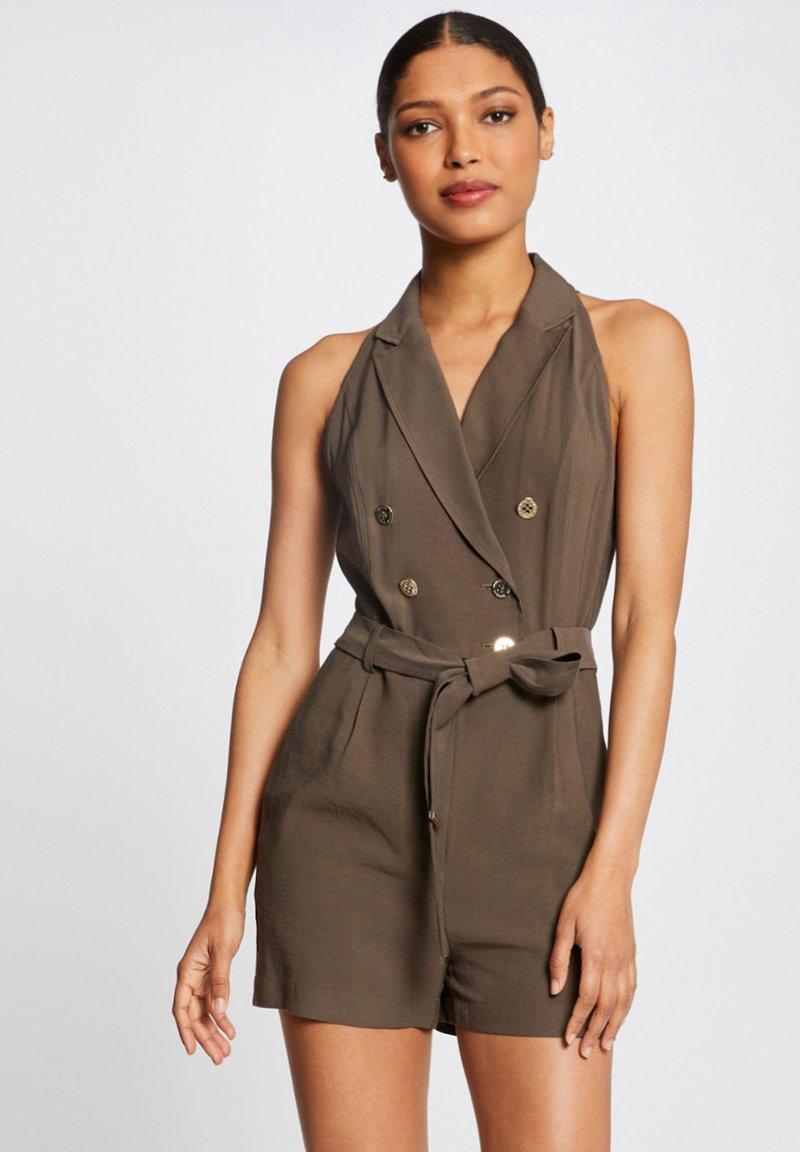 Morgan - Jumpsuit - khaki