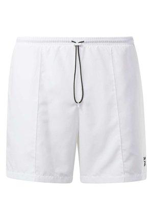 CLASSICS SHORTS - Shorts - white