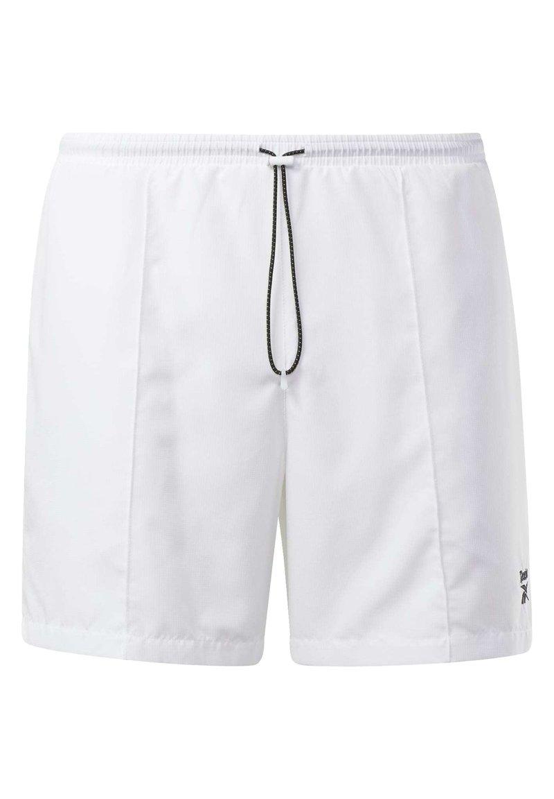 Reebok Classic - CLASSICS SHORTS - Shorts - white