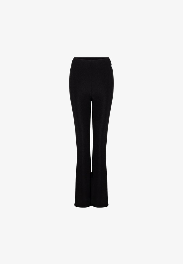 LUREX BROEK - Trainingsbroek - black