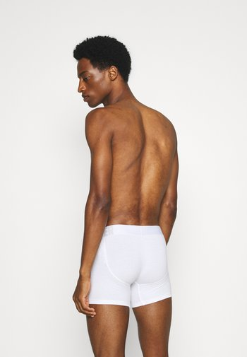 CORE SOLID 5 PACK - Pants - white