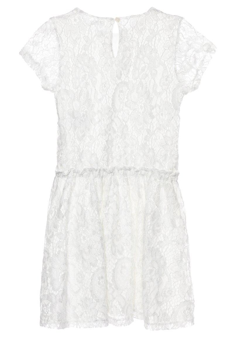 DRESS   Cocktailkleid/festliches Kleid   white/silver