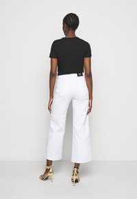 Versace Jeans Couture - Flared Jeans - optical white - 2