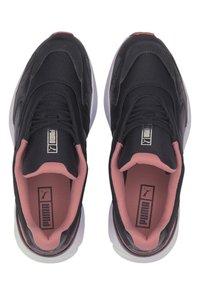 Puma - LIA TONAL - Trainers - puma black-salmon rose - 2