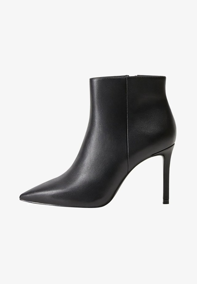Boots à talons - czarny