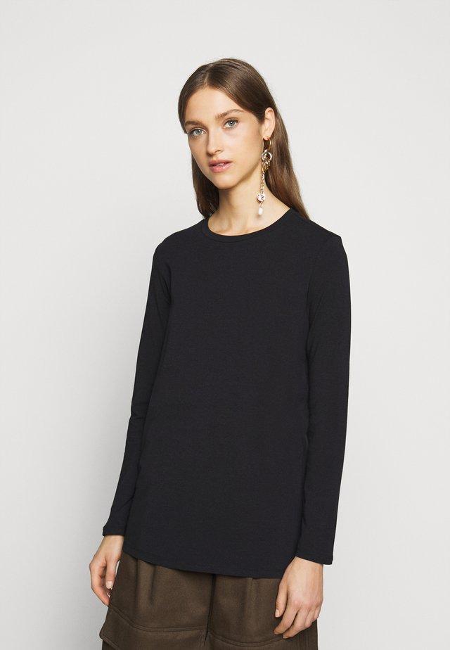LAWIA - Langarmshirt - schwarz