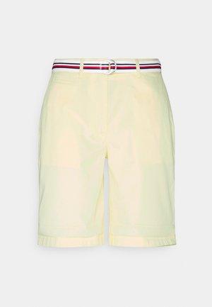 SLIM - Shorts - frosted lemon