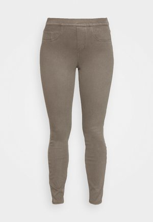 ANKLE - Leggings - earthy taupe