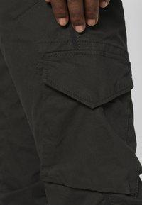 Teddy Smith - BATTLE  - Cargo trousers - noir - 4