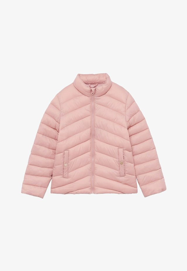 ALI8 - Winter jacket - roze