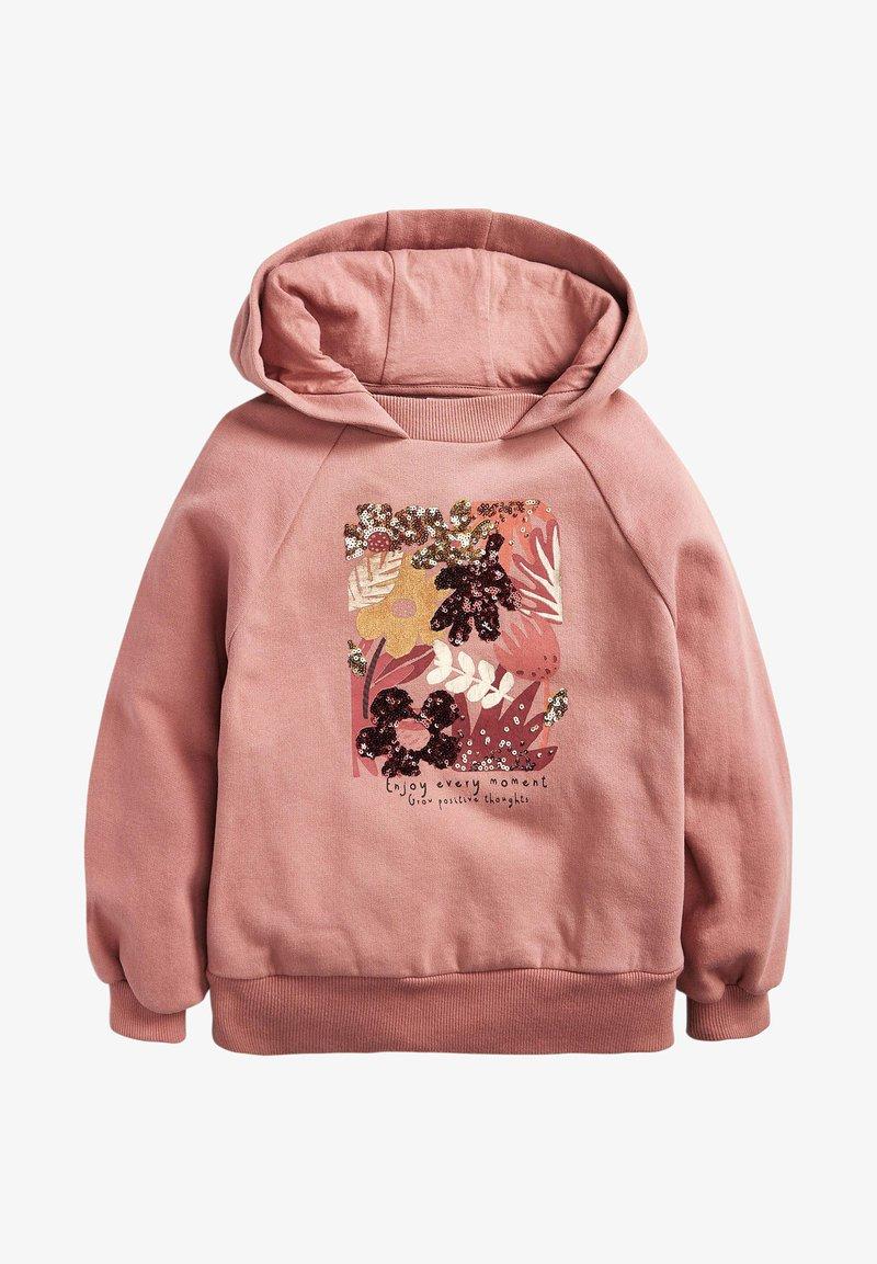 Next - Hoodie - pink