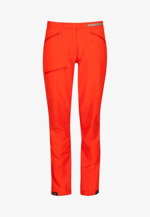 COURMAYEUR - Outdoor trousers - poinciana